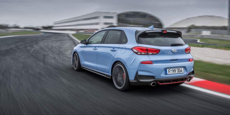 ¡Sólo dos días para vender todos los Hyundai i30 N First Edition en Alemania!