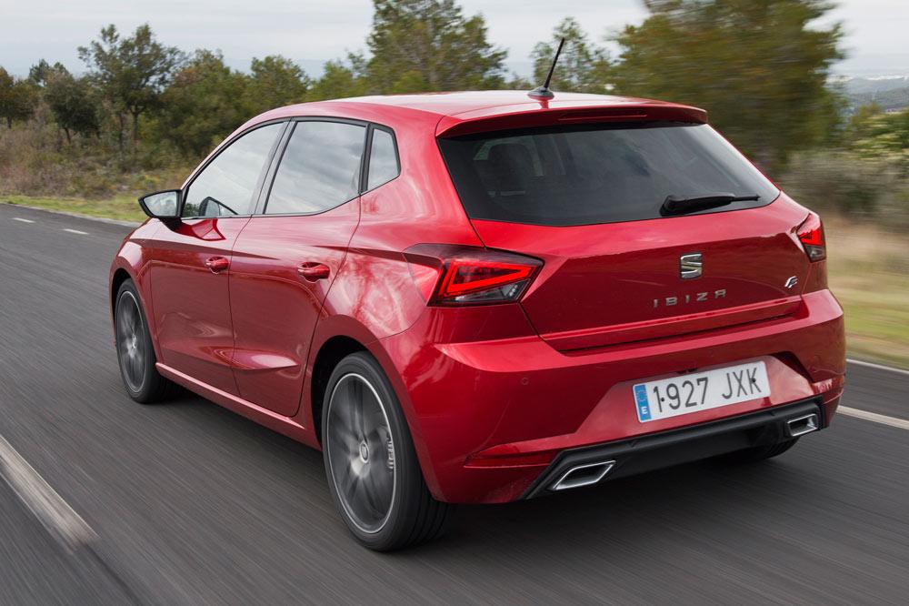 El 1.5 TSI EVO llega también al SEAT Ibiza FR: Sólo disponible con caja manual
