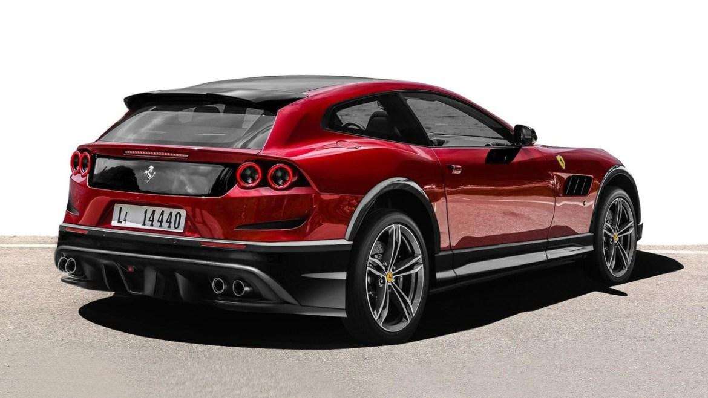 Ferrari no descarta un modelo eléctrico, ¡lo veremos pronto!