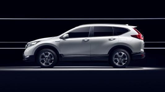Honda CR-V Hybrid Concept: El CR-V prescinde de los motores diésel de su gama