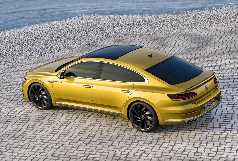 Llega el Volkswagen Arteon 2.0 TSI de 190 CV: Una opción intermedia en el catálogo a gasolina