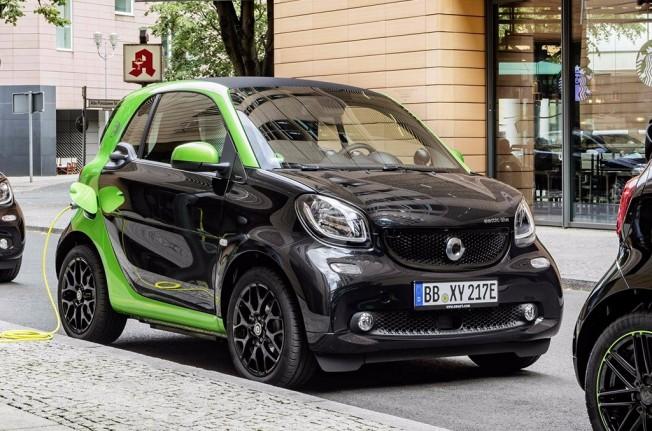 smart quiere que su gama sea sólo eléctrica para 2019: ¿La primera en abandonar el motor de combustión?