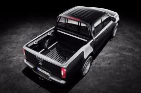 """Ya tenemos los precios del Mercedes-Benz Clase X: Una pick-up con precios muy """"premium""""..."""