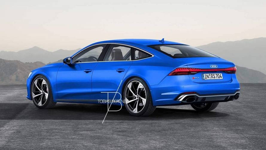 Así será el nuevo Audi RS7, objetivo: 700 caballos