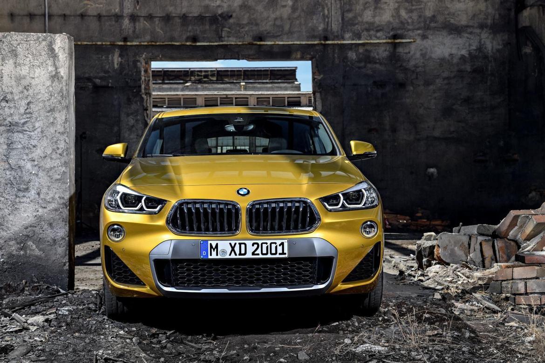 El BMW X2 Cabrio podría ser una realidad