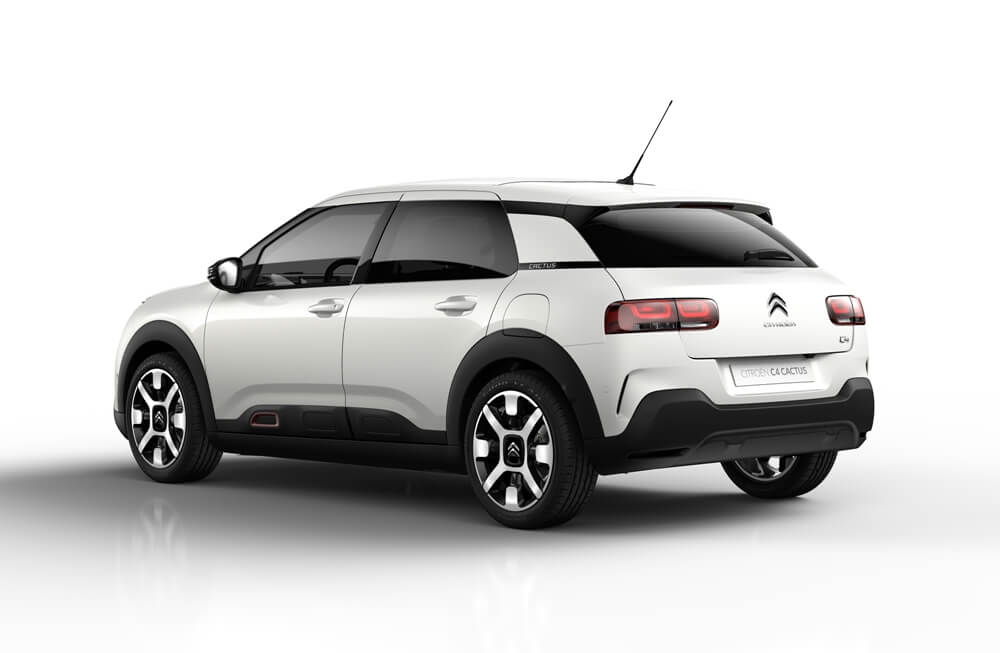 """Citroën C4 Cactus 2018: Adiós a los Airbumps, hola a los nuevos """"amortiguadores progresivos hidráulicos"""""""