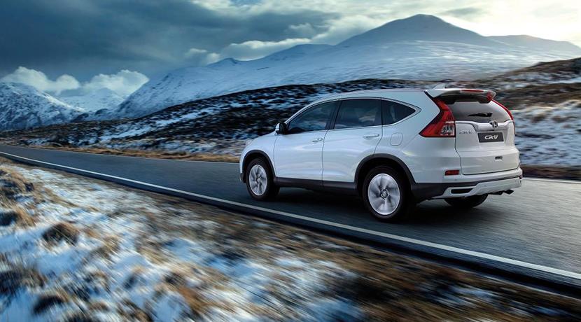Honda CR-V LifeStyle Plus: Serie especial para despedir la generación actual