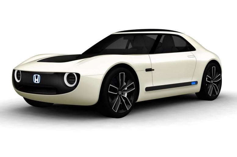 Honda Sports EV Concept: Así es el prototipo de deportivo eléctrico biplaza nipón