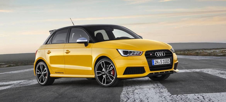 Nuevo Audi A1: más lujoso y más grande, así será el pequeño alemán