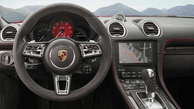 Oficial: nuevos Porsche 718 Cayman y Boxster GTS