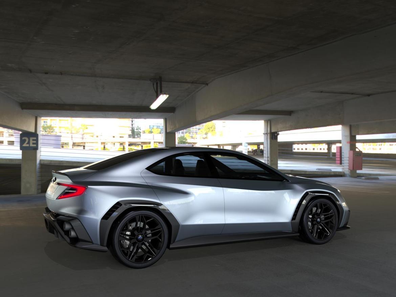 El próximo Subaru WRX STI podría cambiar de concepto: ¿Apuesta por los híbridos?