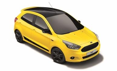 Ford KA+ Color Edition 2018: Reforzando su personalidad
