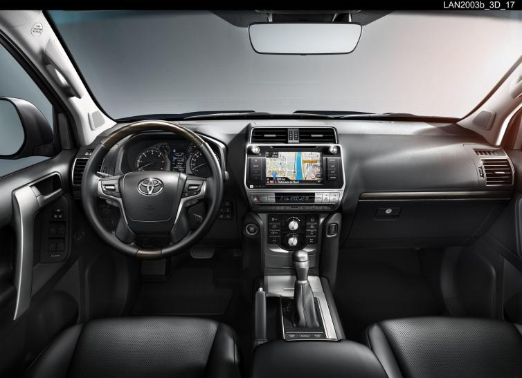 Ya disponible el Toyota Land Cruiser 2018: Estos son sus precios