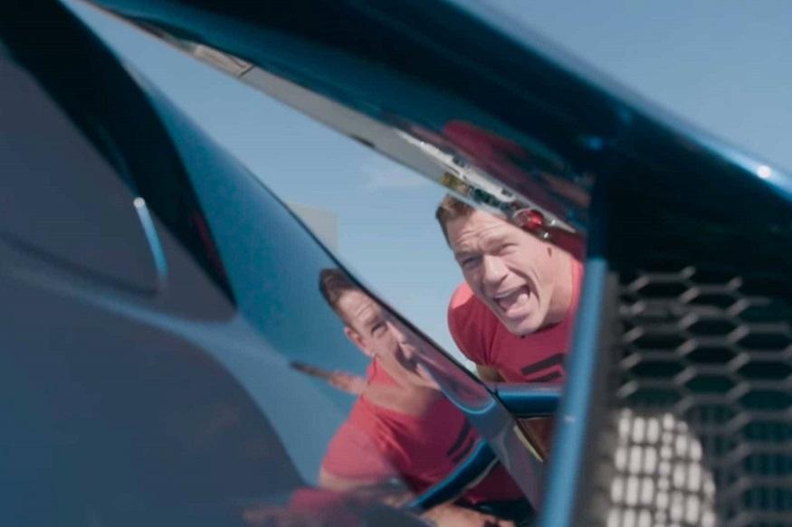 John Cena vende antes de hora su Ford GT 2017... y Ford le demanda