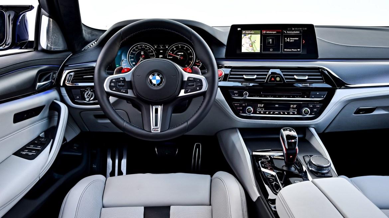 Ya tenemos precios del BMW M5 2018: 14.500 euros más caro que la anterior generación