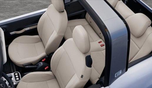 """El Citroën E-Mehari 2018 recibe un techo """"hard top"""" y más equipamiento"""