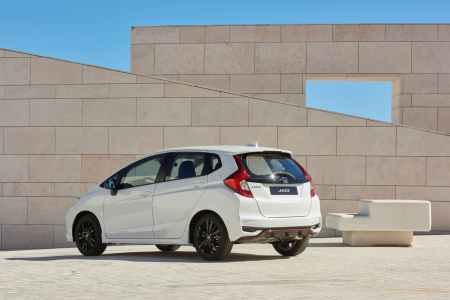 El Honda Jazz 2018 estrena el nuevo motor gasolina 1.5 de 130 CV y cambios estéticos