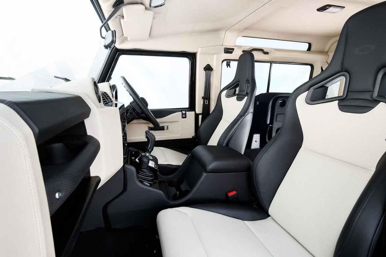 Vuelve el Land Rover Defender: ¡Con un motor V8 y 405 CV de potencia!