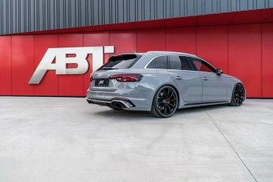 Audi RS4 Avant ABT Sportsline: Equiparando la potencia a sus rivales directos. ¡Hasta 510 CV!