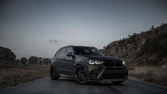 ¡Da miedo! Así es el BMW X5 M de Z-Performance