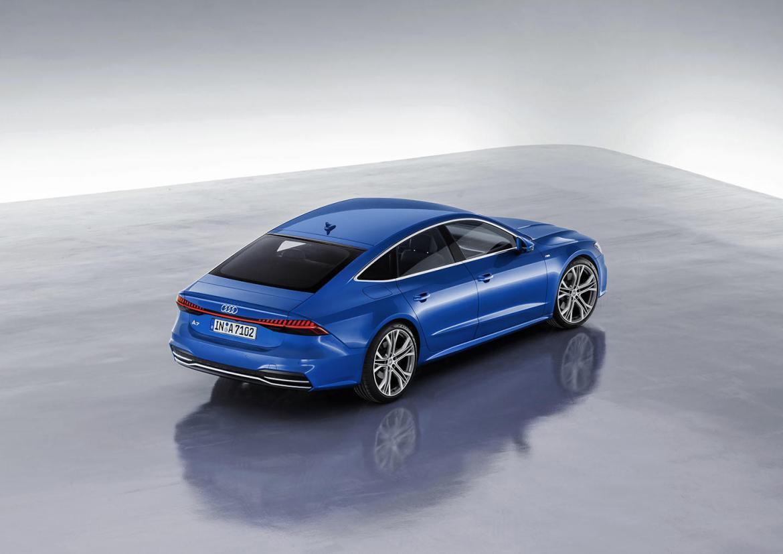 El Audi A7 Sportback 2018 recibe el motor 3.0 TDI de 286 CV
