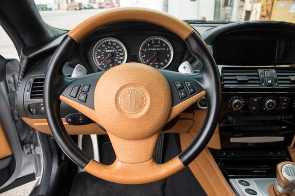 Este Fisker Latigo antes era un BMW M6 y ahora es un ejemplar único... que ya se ha vendido