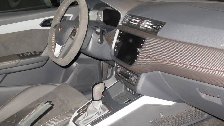 Filtrado el Cupra Ibiza Concept Car: Así luce el primer modelo de CUPRA