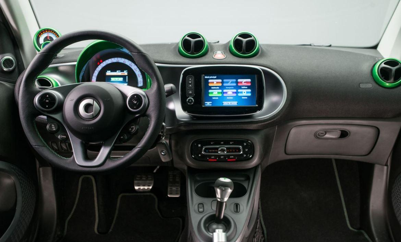 smart Ushuaia ED Limited Edition: Eléctrico y con el toque de BRABUS