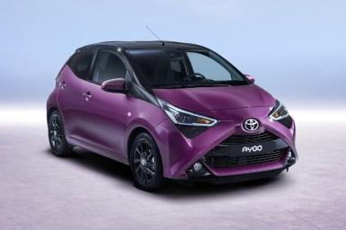 Toyota Aygo 2018: Nueva imagen exterior y más equipamiento