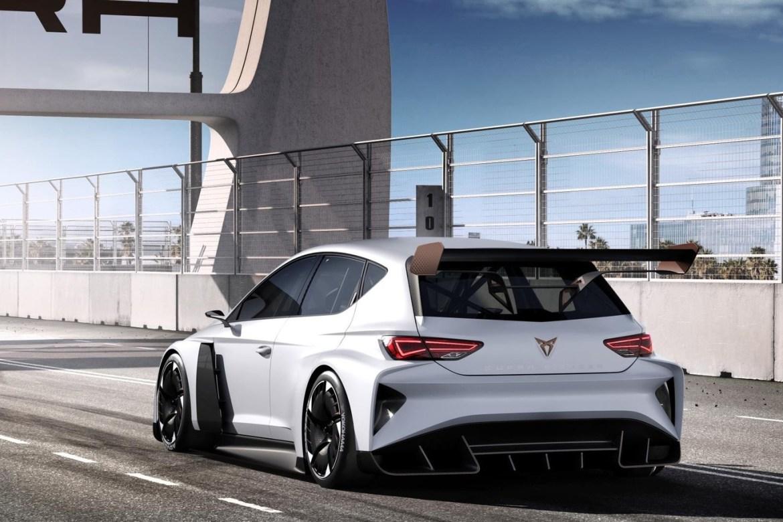 Cupra e-Racer: Una puerta a la competición eléctrica del futuro
