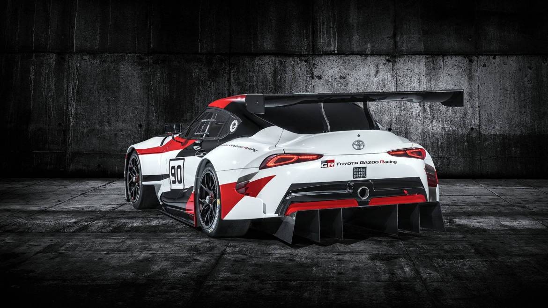 El Toyota Supra GR competirá con el Nissan GT-R
