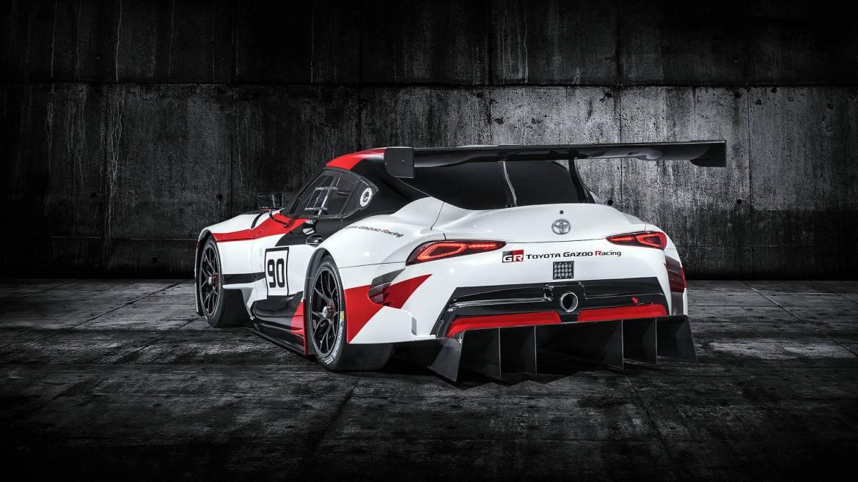 Oficial: Toyota GR Supra Racing Concept, ¡bestial!