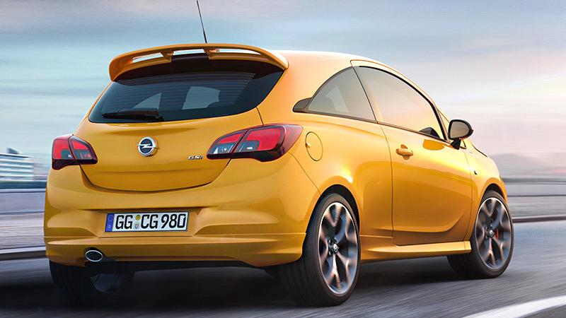 Opel Corsa GSi: Una opción más asequible al OPC que ya no podrás tener