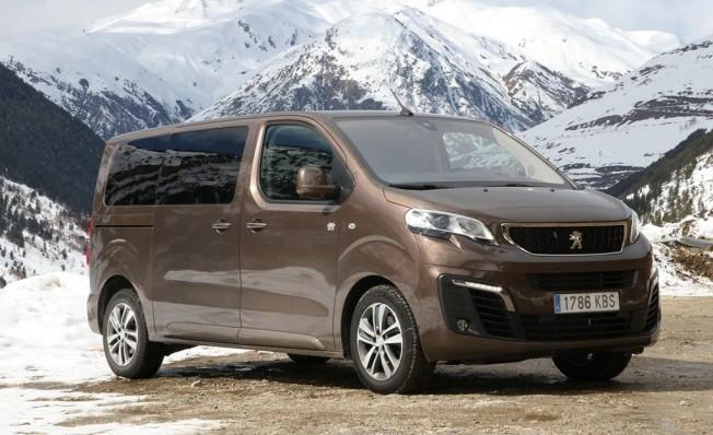 Peugeot Traveller 4x4 Dangel: Para los más aventureros