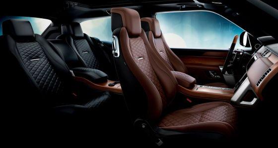 ¿Qué tiene el Range Rover SV Coupe para costar más de 300.000 euros?