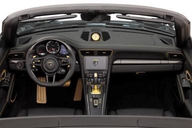 TopCar Stinger GTR Carbon Edition: 750 CV bañados en oro y carbono