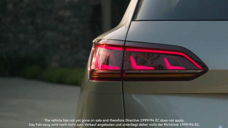 Vídeo: así es el nuevo Volkswagen Touareg, muy, muy de cerca