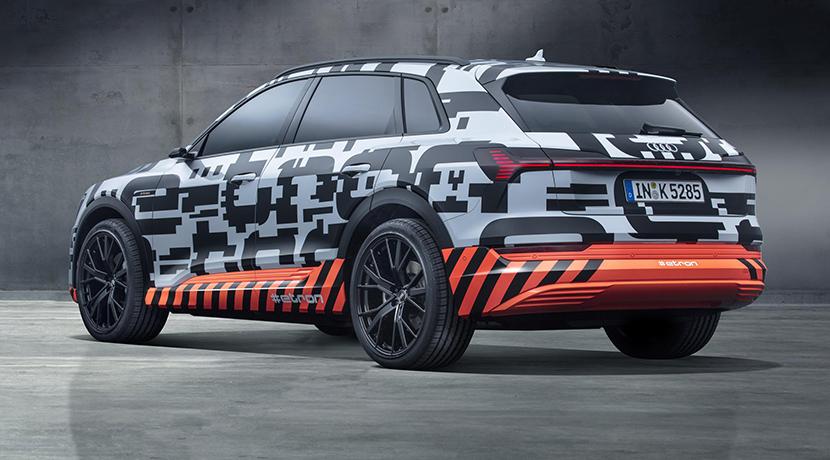 Con 2.000 euros, ya puedes reservar el primer Audi 100% eléctrico
