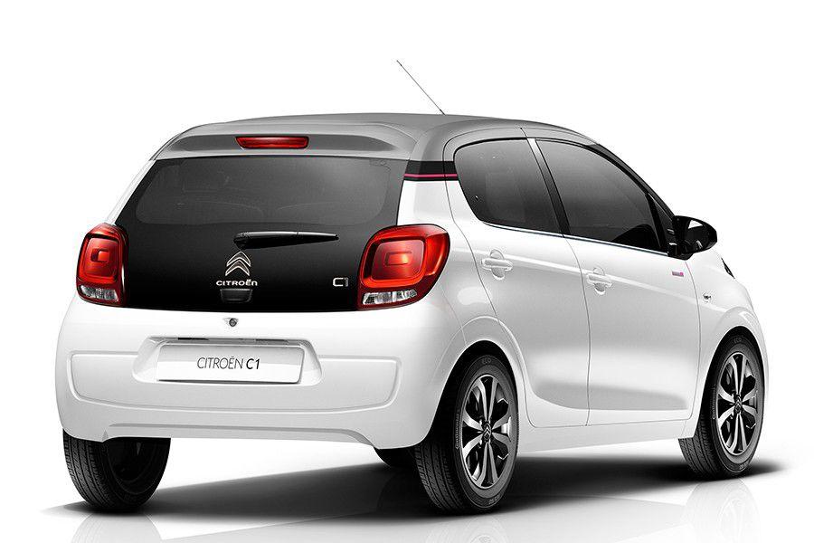 El Citroën C1 se actualiza y trae dos nuevas series: Elle y Urban Ride