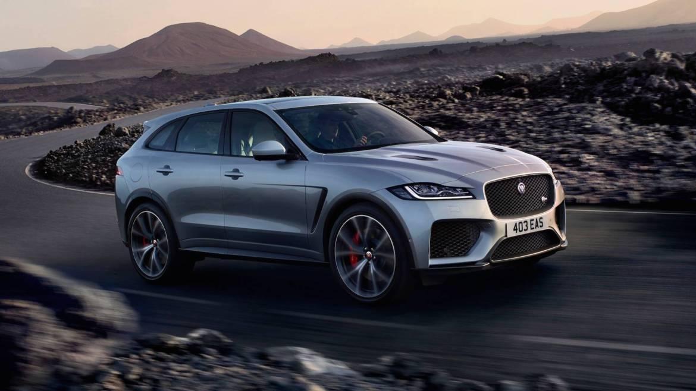 El Jaguar G-Pace marcará el camino de la marca británica, ¡agárrate!