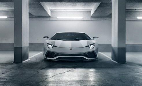 Novitec Lamborghini Aventador S: Extra de fibra de carbono y 763 CV para su motor V12