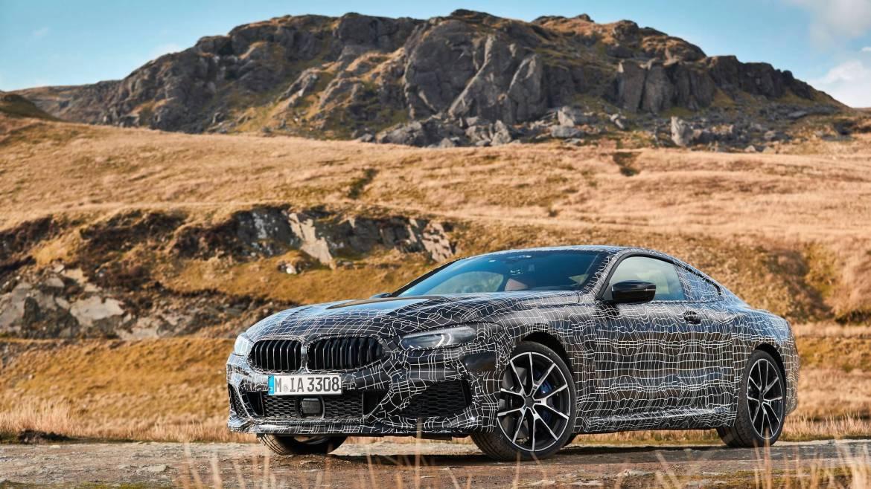 Oficial: BMW M850i xDrive, ¡menudo anticipo!