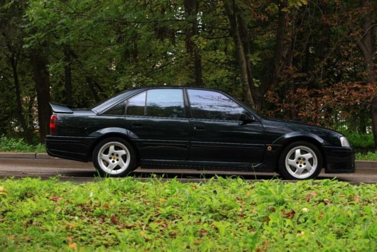 Sale a la venta este Lotus Omega de 1992: ¿Cuánto estarías dispuesto a pagar por él?