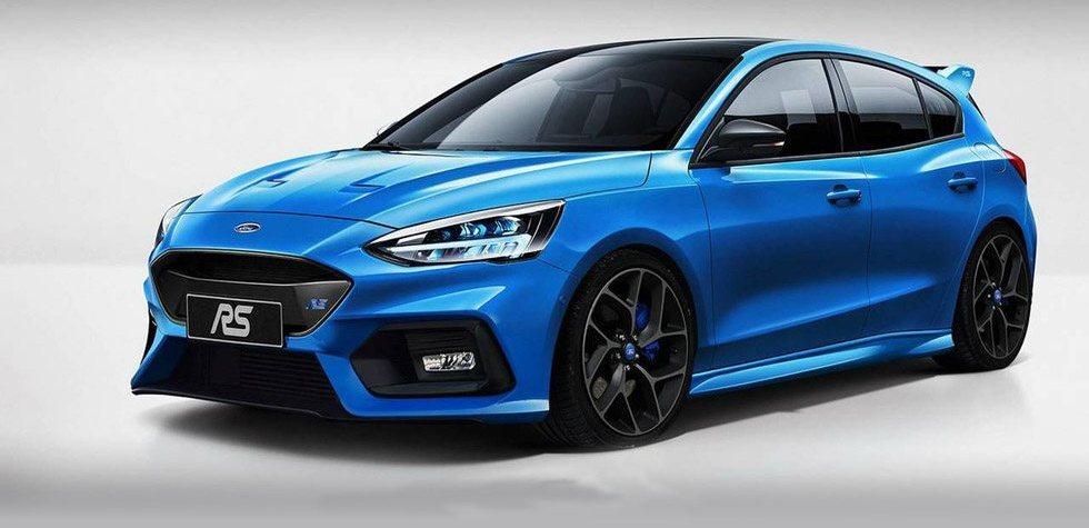 ¿Y si nos imaginamos cómo serán los futuros Ford Focus ST y Ford Focus RS?