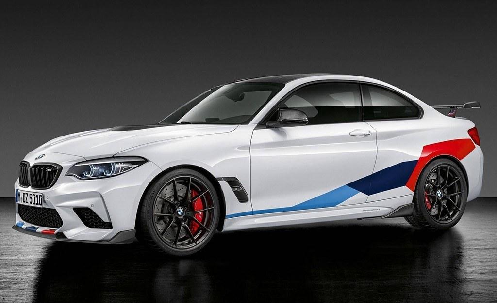 El próximo BMW Serie 2 M será propulsión... ¿o no?