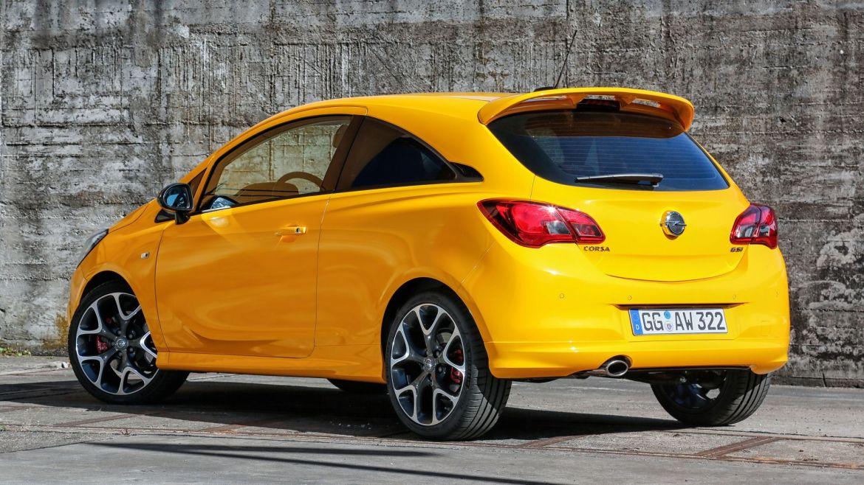 El nuevo Opel Corsa GSi cuenta con un motor 1.4 Turbo de 150 CV y chasis OPC