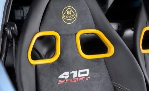 Lotus Exige Sport 410: El matagigantes homologado para circular por la calle