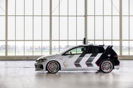 Volkswagen Golf GTI Next Level: 411 CV para el Wörthersee 2018