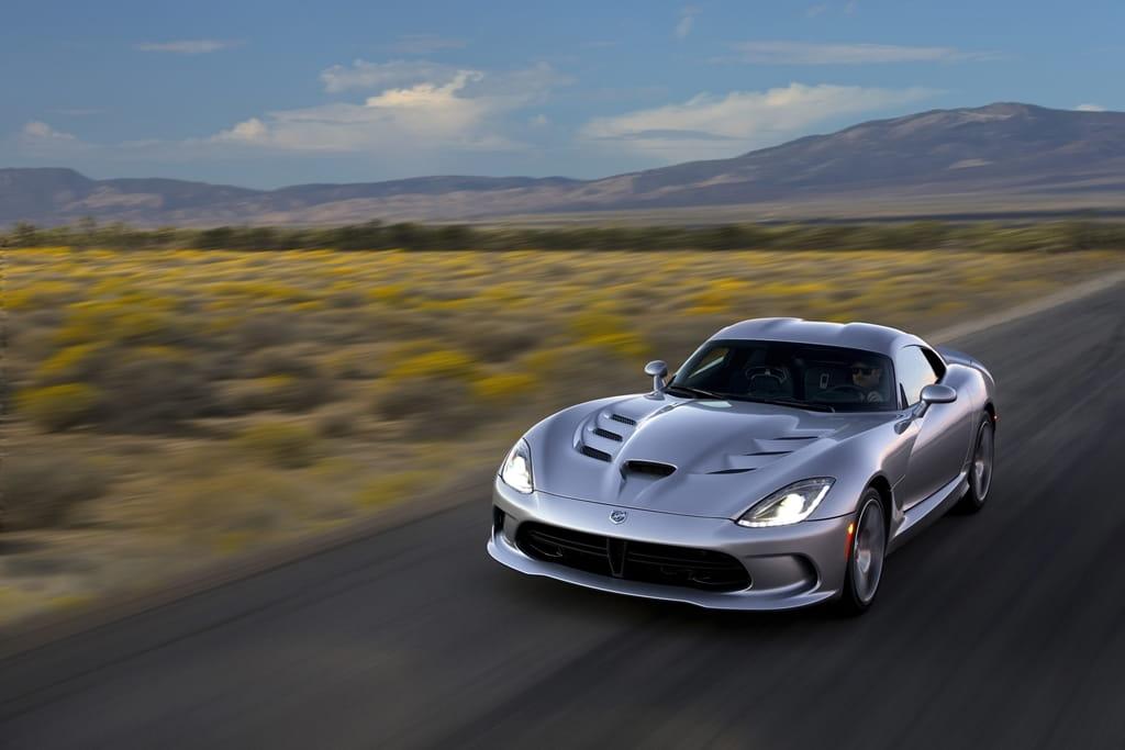 El Dodge Viper volverá... con esencia europea