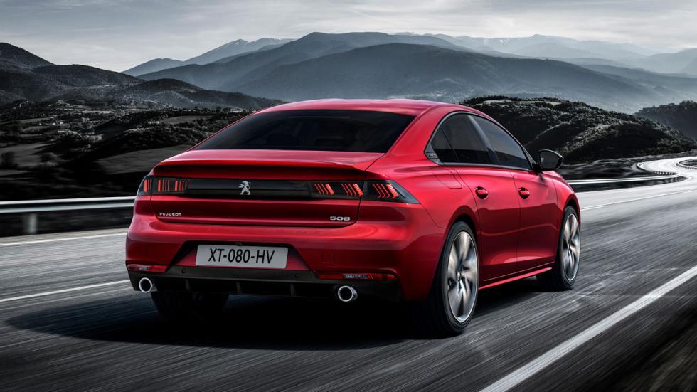 Ya tenemos precios del Peugeot 508 2018: Desde 27.250 euros
